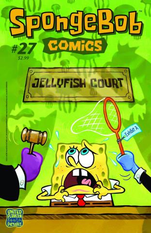 Spongebob Comics #27