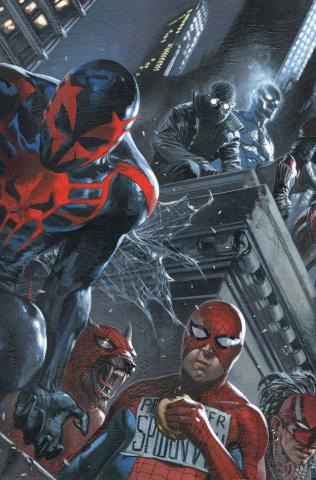 The Amazing Spider-Man #9 (Dell'Otto Cover)