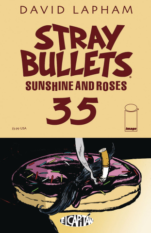 Stray Bullets: Sunshine and Roses #35