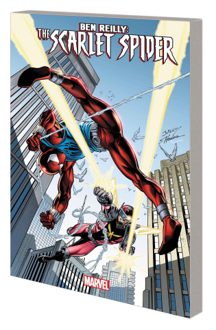 Ben Reilly: The Scarlet Spider Vol. 2: Death's Sting