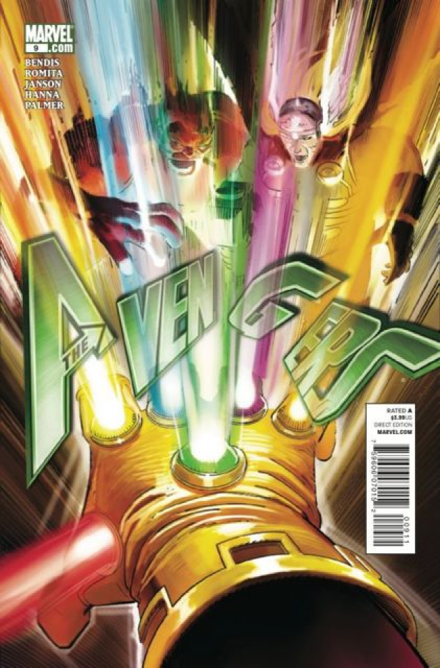 Avengers #9