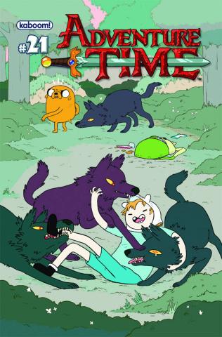 Adventure Time #21