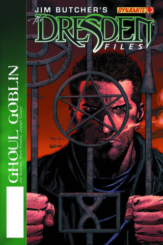 The Dresden Files: Ghoul Goblin #4