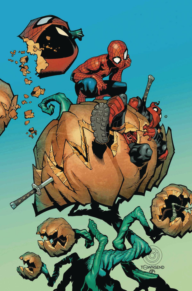Spider-Man / Deadpool #25