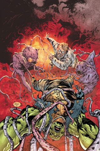 Frankenstein: Agent of S.H.A.D.E. #13
