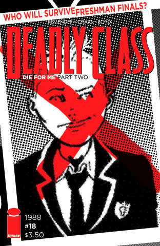 Deadly Class #18 (Cover B)