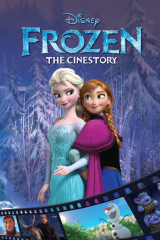 Frozen: The Cinestory