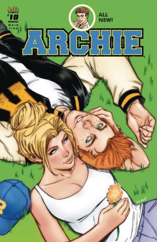 Archie #10 (Elliot Fernandez Cover)