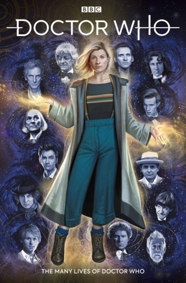 Doctor Who: The Thirteenth Doctor #0 (Ianniciello Cover)