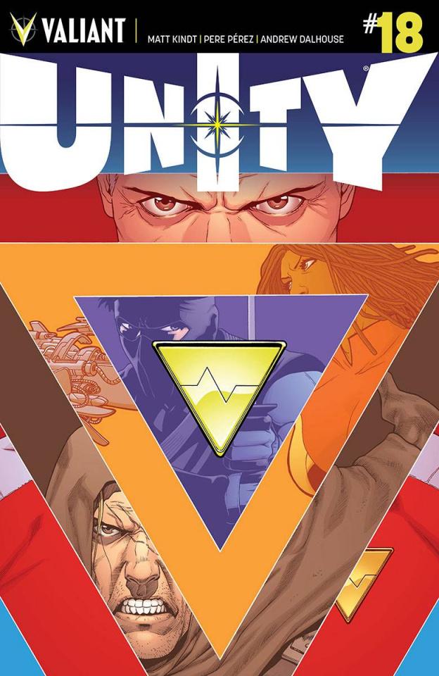 Unity #18 (Perez Cover)