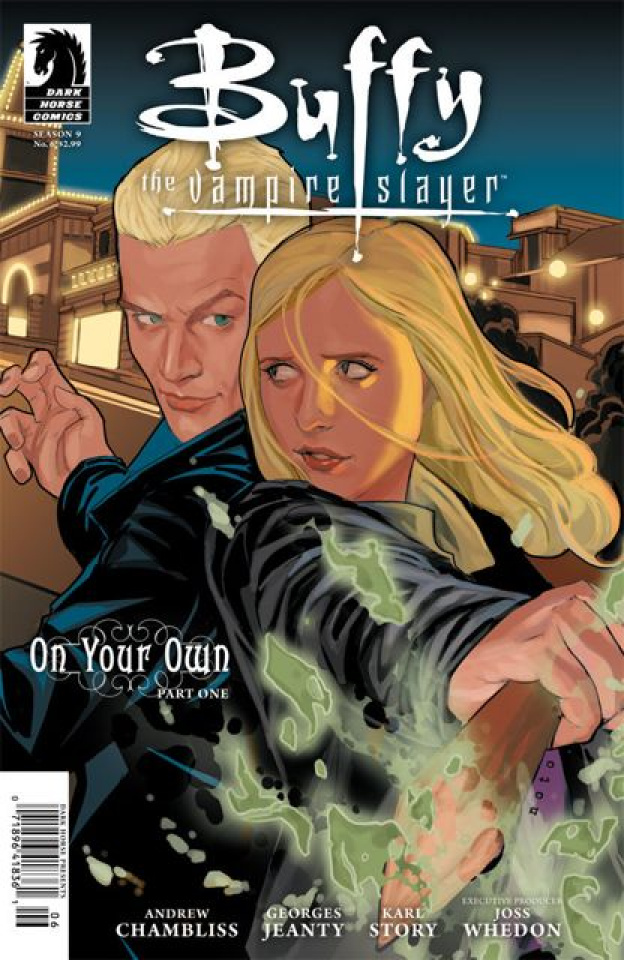 Buffy the Vampire Slayer #6 (Noto Cover)