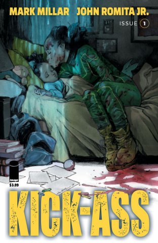 Kick-Ass #1 (Coipel Cover)