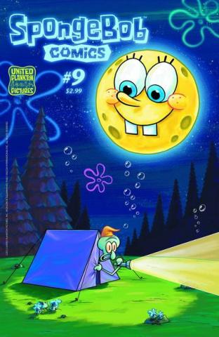 Spongebob Comics #9