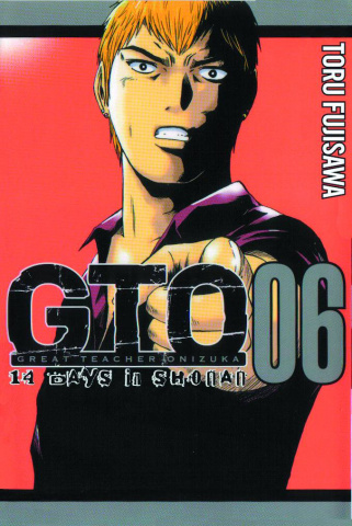 G.T.O.: 14 Days in Shonan Vol. 6