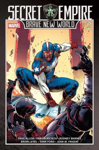 Secret Empire: Brave New World #2