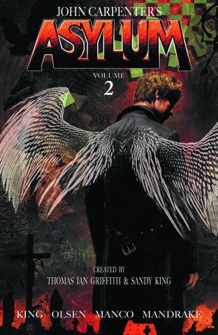 Asylum Vol. 2