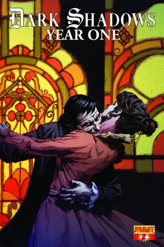 Dark Shadows: Year One #2
