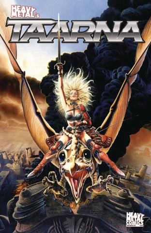 Taarna Vol. 1 (Achilleos Cover)