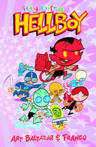 Itty Bitty Hellboy #1