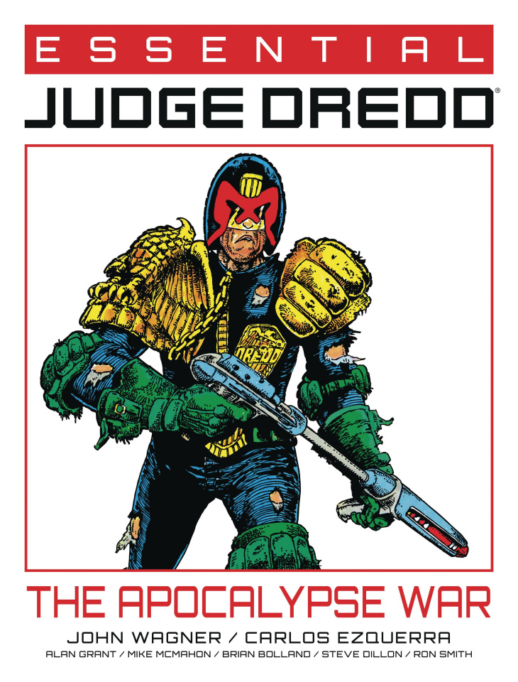 Essential Judge Dredd: The Apocalypse War
