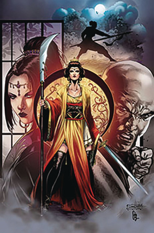 Shang #1 (White Cover)