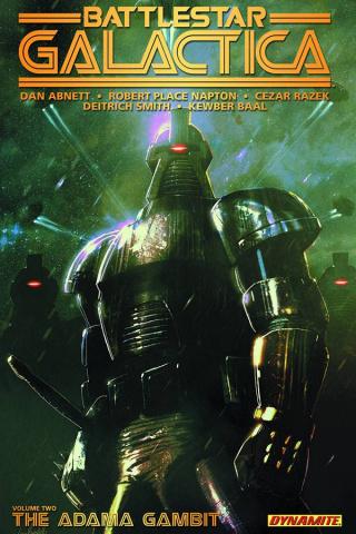 Battlestar Galactica Vol. 2: The Adama Gambit