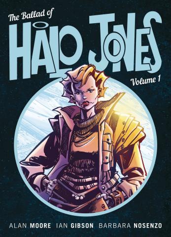 The Ballad of Halo Jones Vol. 1 (Color Edition)