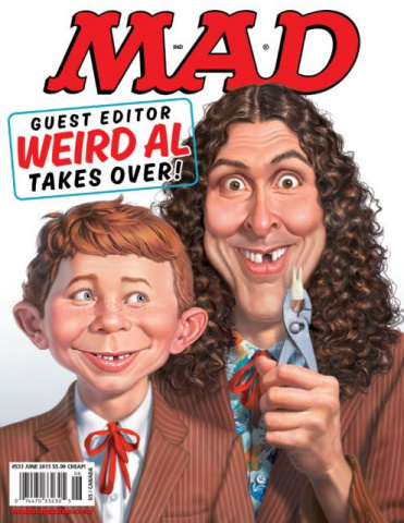 MAD Magazine #534