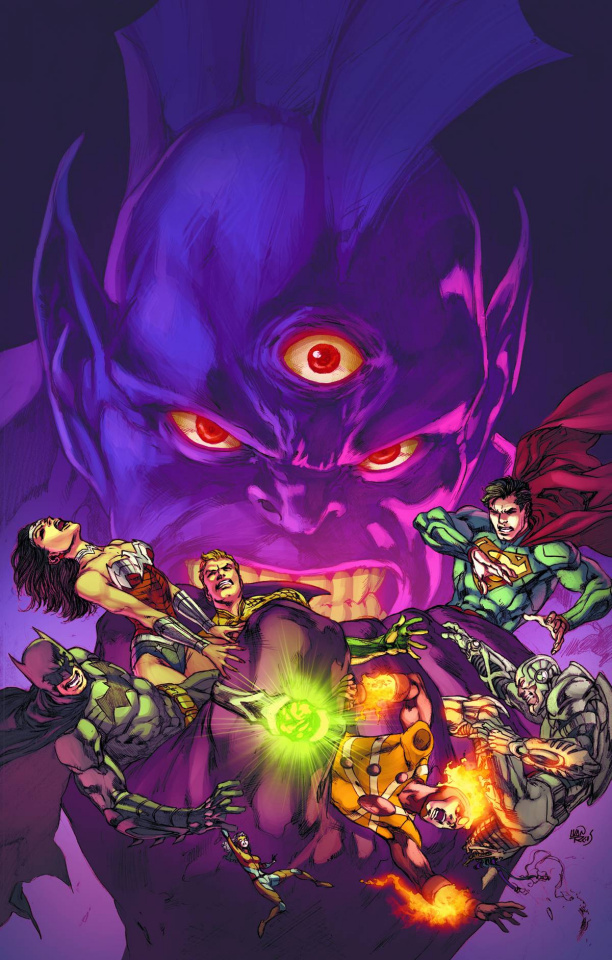 Justice League #20 (Combo Pack)