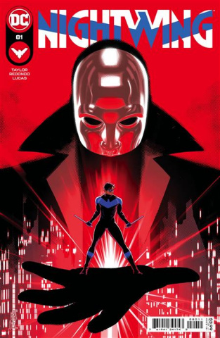 Nightwing #81 (Bruno Redondo Cover)