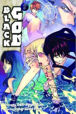 Black God Vol. 15