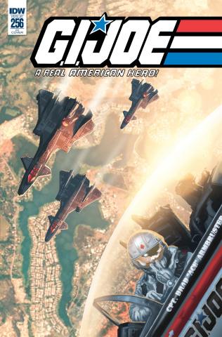 G.I. Joe: A Real American Hero #256 (10 Copy Sullivan Cover)