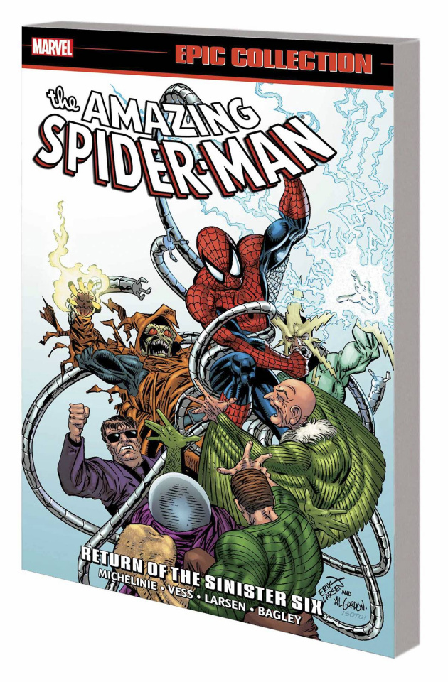 The Amazing Spider-Man: Return of the Sinister Six