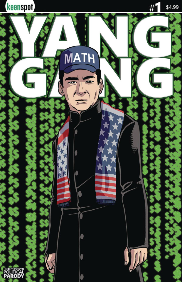 Yang Gang #1 (Mathtrix Cover)