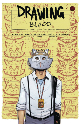 Drawing Blood: Spilled Ink #4 (Bishop Cover)