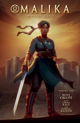 Malika: Warrior Queen Vol. 1