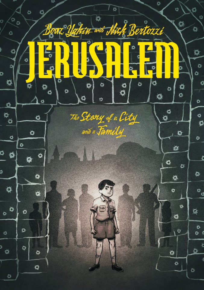 Jerusalem: The Story of a City and a Family