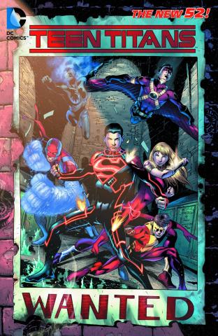 Teen Titans Vol. 4: Light and Dark