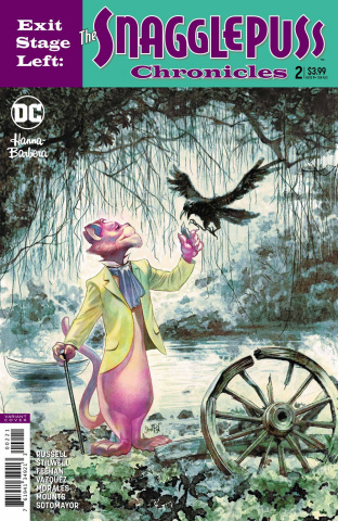Exit Stage Left: The Snagglepuss Chronicles #2 (Variant Cover)