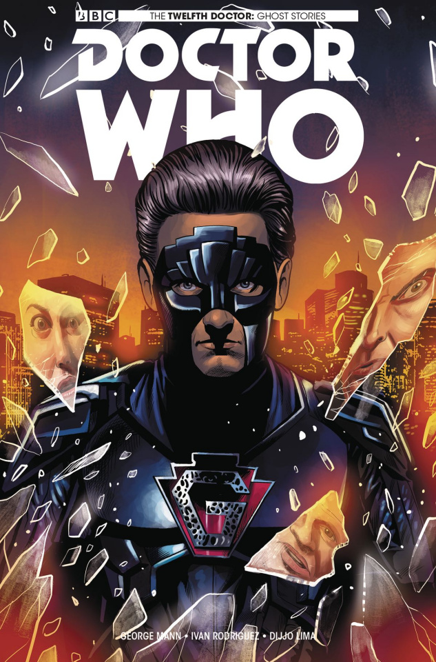Doctor Who: The Twelfth Doctor - Ghost Stories #1 (Laclaustra Cover)