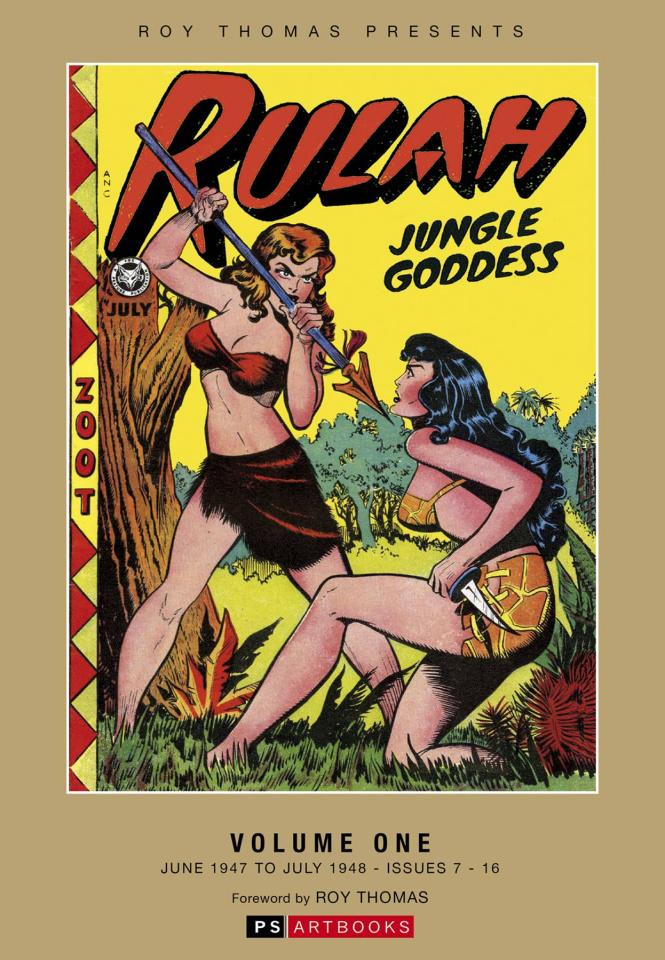 Rulah: Jungle Goddess Vol. 1