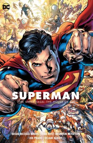 Superman Vol. 2: The Unity Saga - The House of El