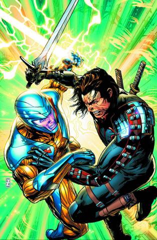 X-O Manowar #16