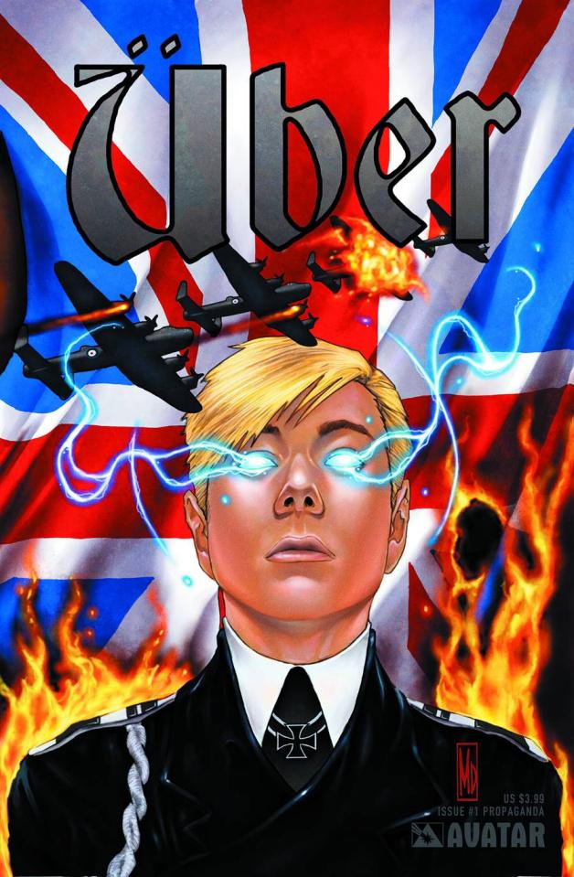 Über #1 (Propaganda Poster Cover)