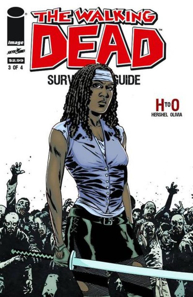 The Walking Dead Survivors' Guide #3