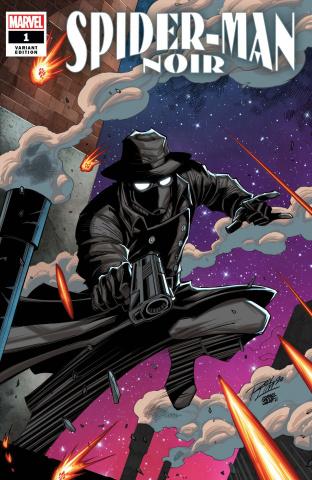 Spider-Man Noir #1 (Ron Lim Cover)
