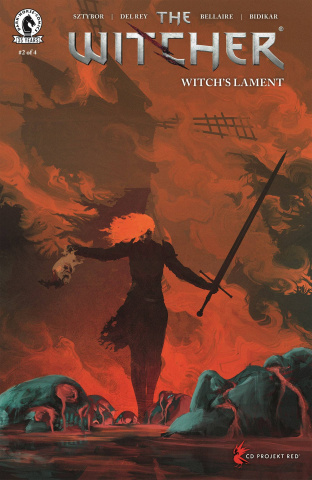 The Witcher: Witch's Lament #2 (Finnstark Cover)