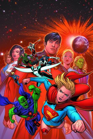 Justice League United Vol. 2: The Infinitus Saga
