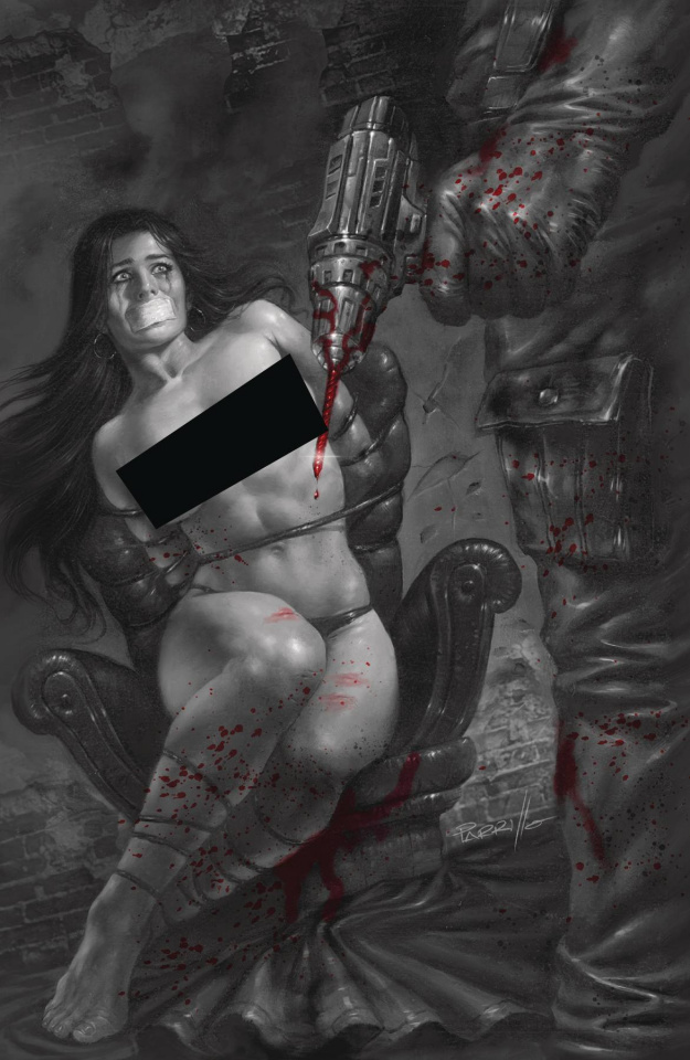 Ascencia #5 (Parillo Nude Virgin 2nd Printing)