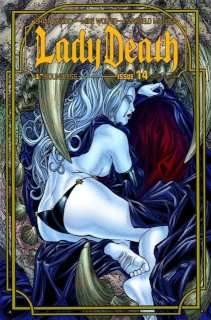 Lady Death #14 (Sultry Cover)